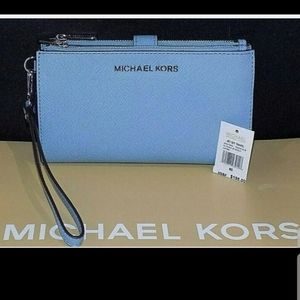 Michael Kors Jetset Collection Double Wristlet